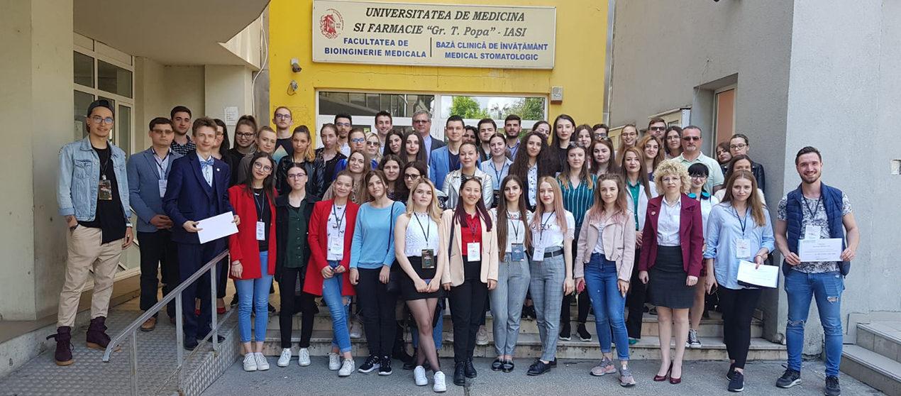 A XXII-a Ediție a Conferinței Naționale de Bioinginerie pentru Studenți și Tineri Cercetători