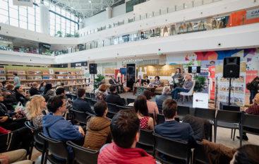 UMF Iași, lansări de carte la Târgul de carte Librex