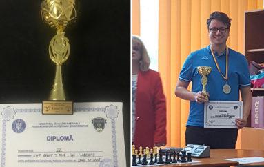 Studenții UMF-iști, premiați la campionatele naționale universitare de șah și tenis de masă