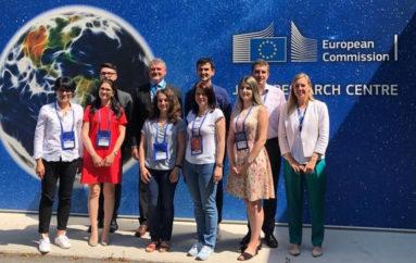 Vizita cercetătorilor români la Centrul Comun de Cercetare-Ispra al Comisiei Europene