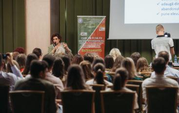"""Elevi din toată Moldova participă la Școala de vară """" BeSTOMATIS – Cum ar fi să fii Medic Stomatolog?"""""""