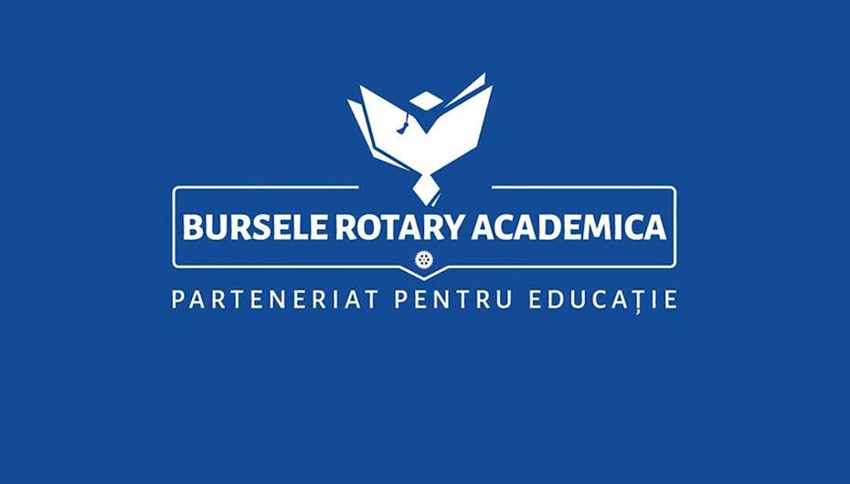S-a dat startul înscrierilor pentru Bursele Rotary Academica 2019 – 2020