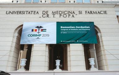 Întâlnire emoționantă a absolvenților iordanieni la UMF Iași: CORIMF 2019