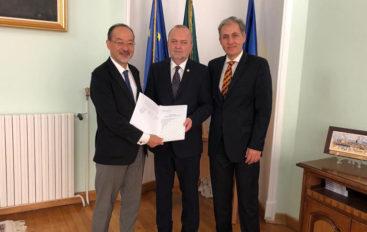 Memorandum de colaborare între UMF Iași și IASGO