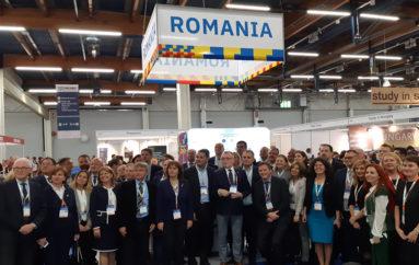 UMF Iași își promovează oferta educațională la târguri internaționale