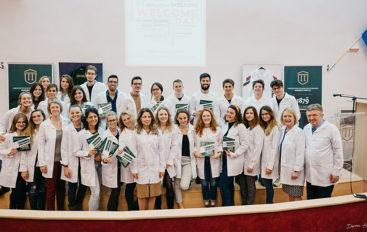 """""""Erasmus Welcome Day"""" la UMF Iași"""