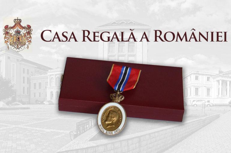 """UMF Iași primește decorația regală """"Nihil Sine Deo"""""""