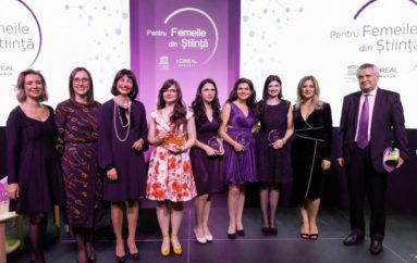 Cadru didactic de la UMF Iași, câștigător al uneia dintre bursele L'Oréal – UNESCO Pentru Femeile din Știință