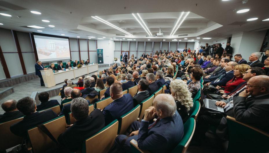 UMF Iași, 140 de ani: Festivitatea  aniversară