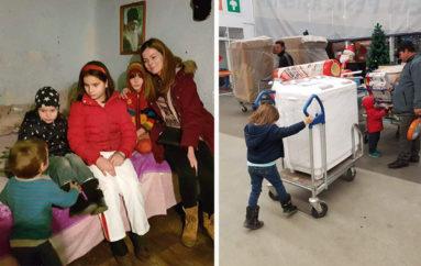Facultatea de Bioinginerie Medicală – Campania umanitară decembrie 2019