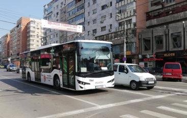Facilități la transportul în comun pentru studenți