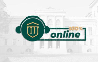 Jurnal în timpul pandemiei, la UMF Iași: Cum ne-am petrecut prima săptămână în online