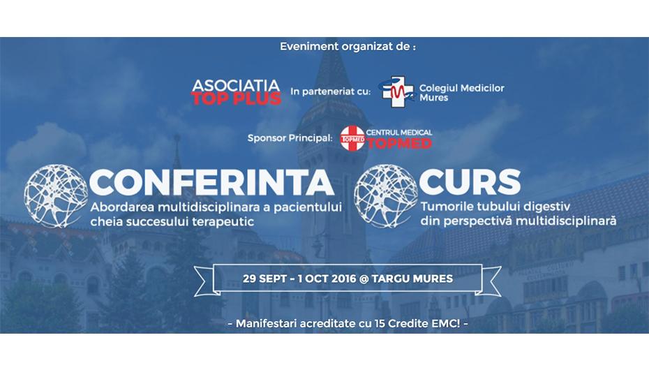 Conferinta dedicata abordarii multidisciplinare a pacientului