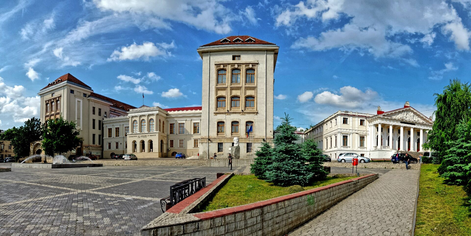 UMF Iași este clasificată în Academic Ranking of World Universities (Top Shanghai) la poziţia 427, la categoria Chemical Engineering