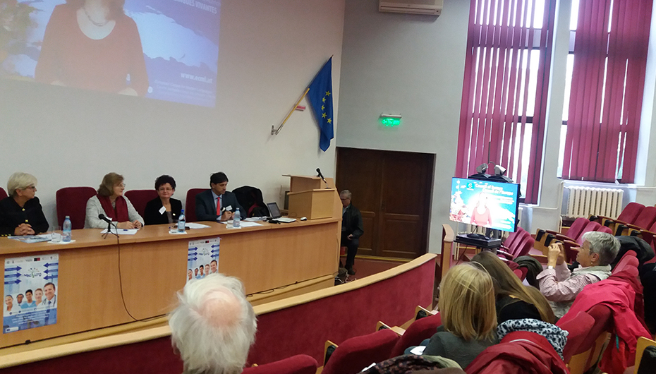UMF Iasi coordoneaza un proiect international in domeniul ingrijirii paliative si comunicarii medicale