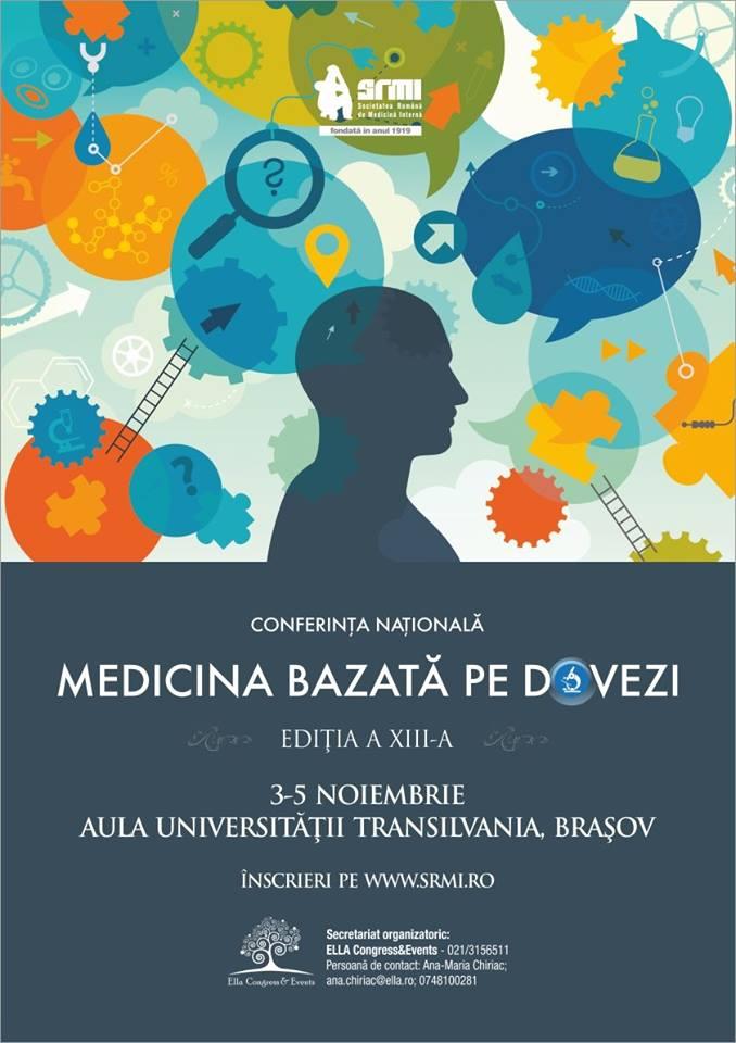 Conferinta Nationala Medicina Bazata pe Dovezi