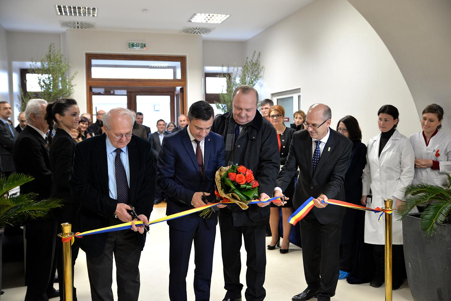 IRO inaugureaza TRANSCEND, un centru de cercetare unic in Romania