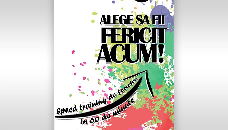 Speed training de fericire la UMF Iași