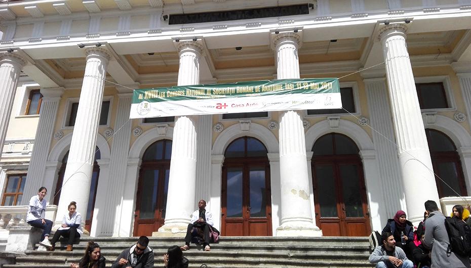Participare de top la cel de-al XVIII-lea Congres al Societății Române de Anatomie