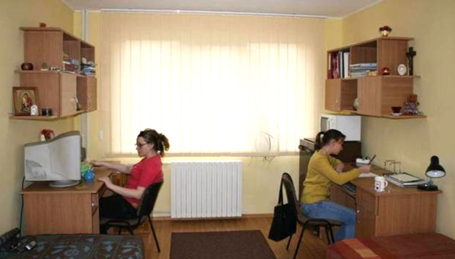 300 locuri de cazare în perioada verii, pentru studenții UMF Iași