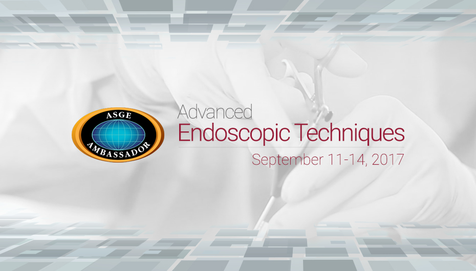 "Workshop ASGE ""Advanced Endoscopical Techniques"" la IRO"