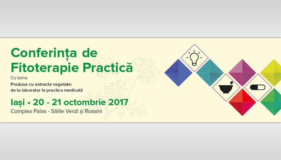 Conferința de Fitoterapie Practică 2017