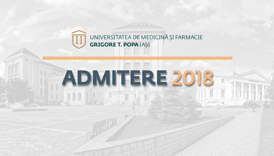 Cursuri gratuite pentru admiterea la UMF Iași