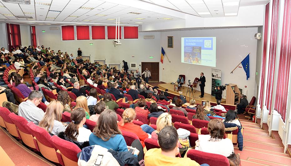"""Alina Mungiu Pippidi: """"Buna guvernare este o absurdă excepție în lume"""""""