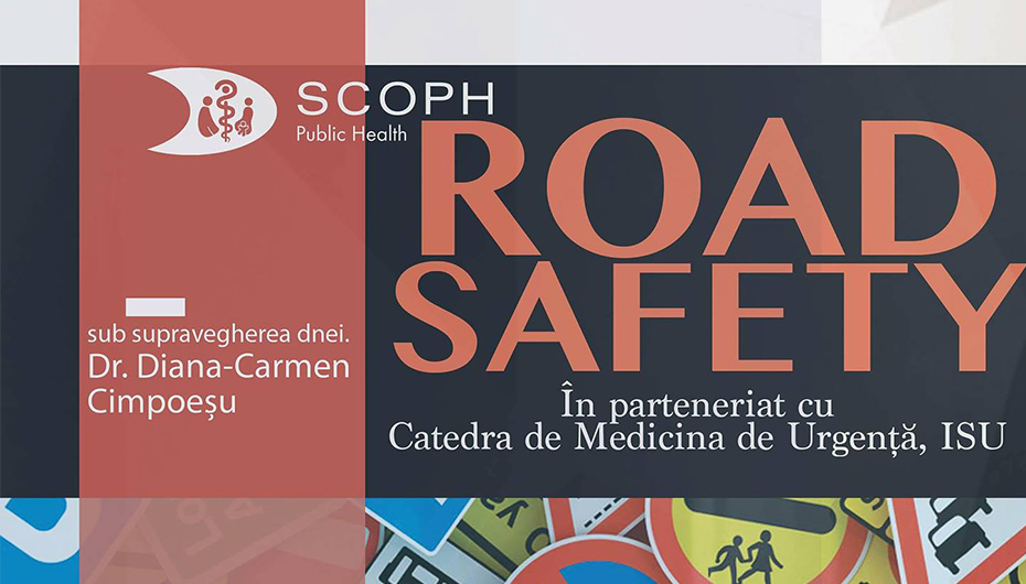 Comunicat de presă – Road Safety