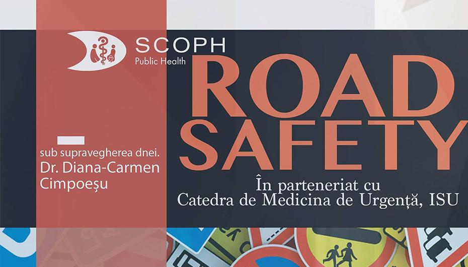 Comunicat de presă – Road Safety