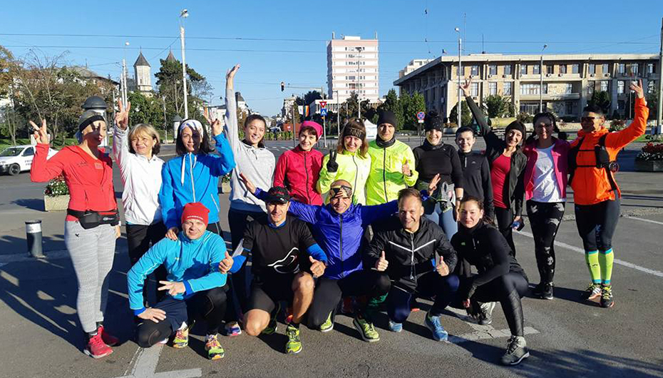 Maratonul Internațional al Iașului – 28 octombrie 2018