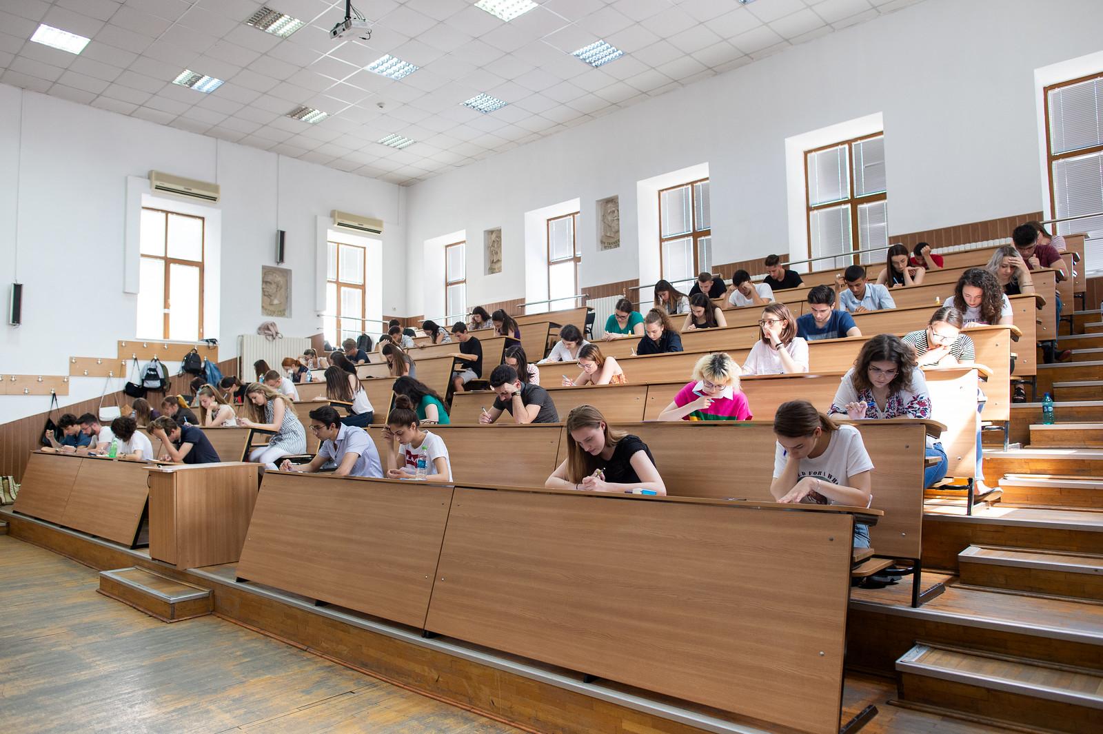 """Rezultatele la concursul de admitere pe locuri bugetate și pe locuri cu taxă în lei la Universitatea de Medicină și Farmacie """"Grigore T. Popa"""" din Iași"""