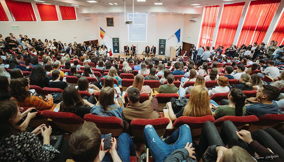 """""""Am reușit să facem din UMF Iași o universitate deschisă către lume și integrată în sistemul valoric internațional"""""""