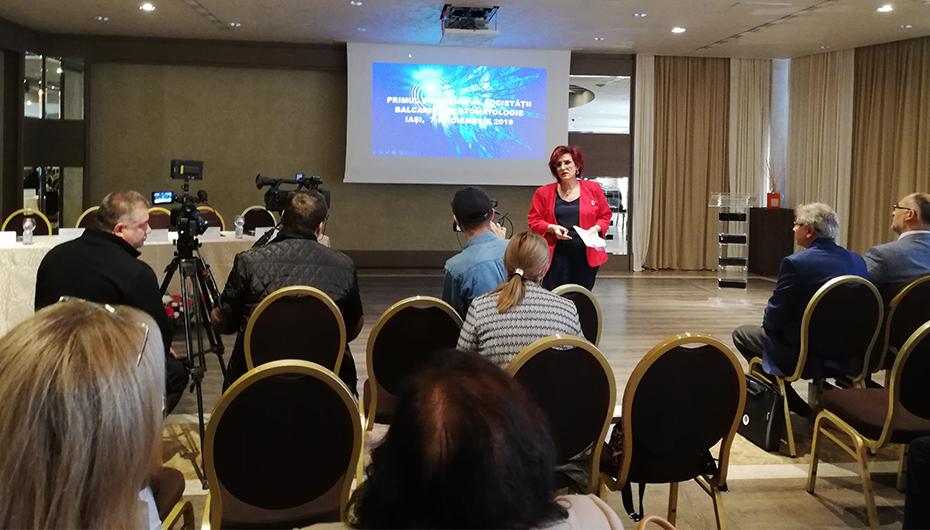 Primul Simpozion al Societății Balcanice de Stomatologie