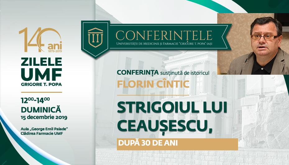 """""""Strigoiul lui Ceaușescu, după 30 de ani"""""""
