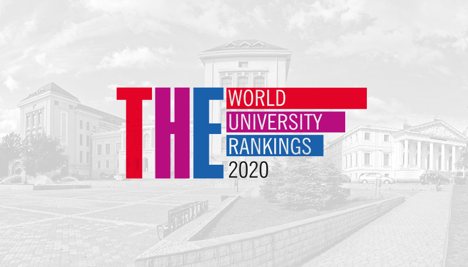 UMF Iași, poziție onorantă în clasamentul The Times Higher Education – Emerging Economies University Rankings 2020