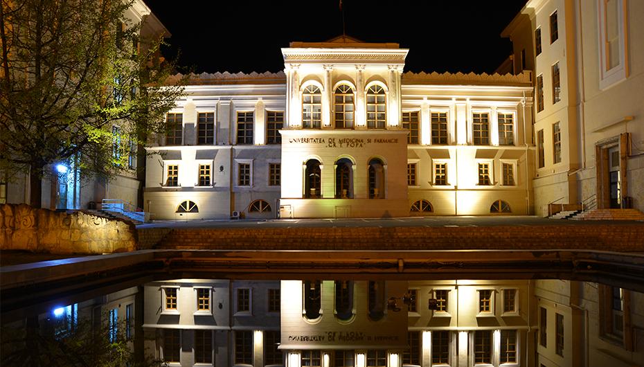 "UMF Iași, în clasamentul ""The Center for World University Rankings"""