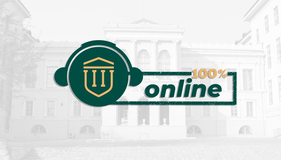 Cele două săptămâni care preced sesiunea de examene se vor desfășura online