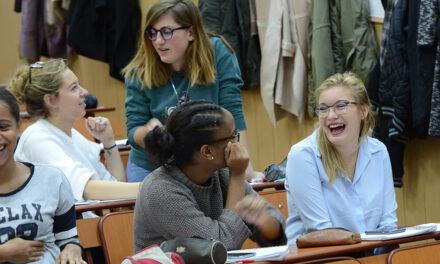 Viața de student internațional la UMF Iași