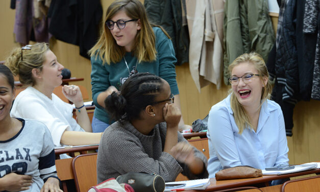 Life as an international student at «Grigore T. Popa» University of Medicine and Pharmacy of Iasi, Romania