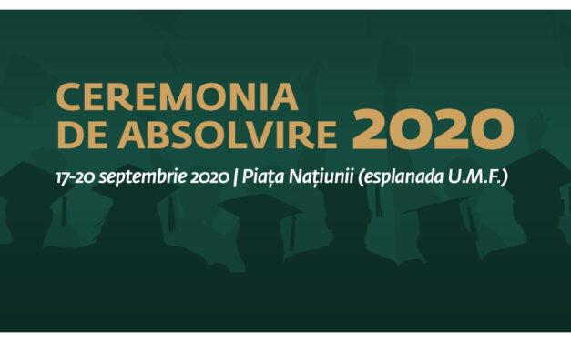 Emoții la puterea 1669: absolvenții UMF Iași vor depune Jurământul lui Hipocrate