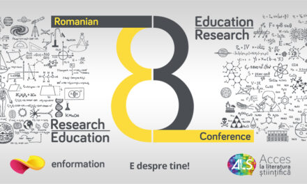 Romanian Conference for Education and Research 2020 (online, 27-29 octombrie) – înregistrare gratuită pentru studenți