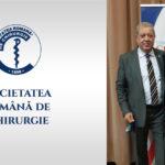 Rectorul UMF Iași, ales președinte al Societății Române de Chirurgie