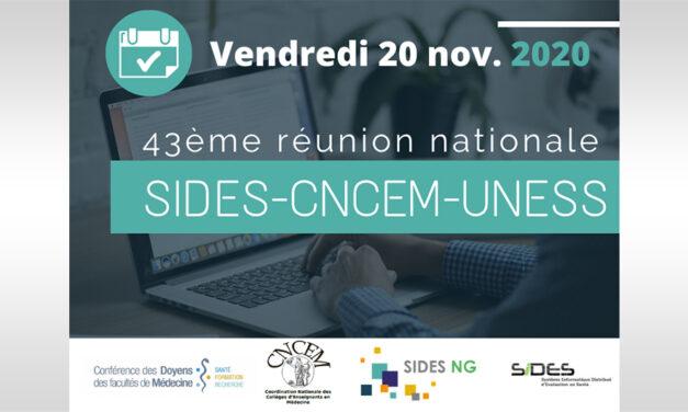 UMF Iași a participat la conferința universităților de medicină din Franța