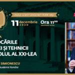 Vicepreședintele Academiei Române, Bogdan C. Simionescu, invitat de onoare la Zilele UMF Iași