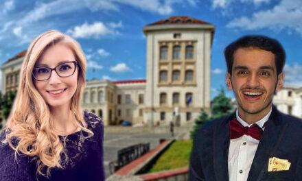 O premieră la UMF Iași: studenții internaționali sunt reprezentați în Senatul Universitar