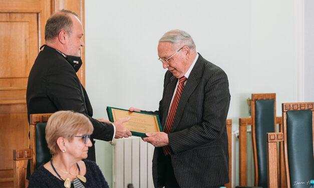 Festivitate de omagiere a prof. univ. dr. Mircea Covic