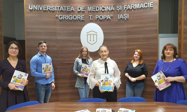 """Proiectul """"Traista cu sănătate"""", câștigător la EU Health Award"""