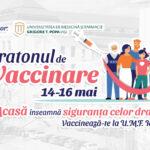 Pregătiri intense pentru Maratonul de vaccinare
