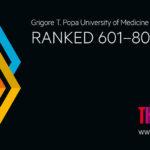 UMF Iași, prezență constantă în The Times Higher Education University Impact Rankings